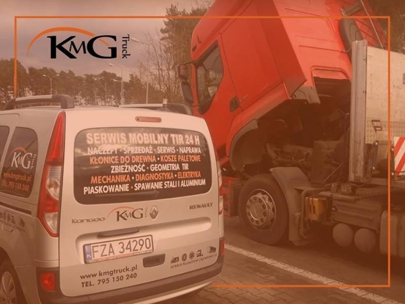KMG - kompleksowe usługi dla transportu