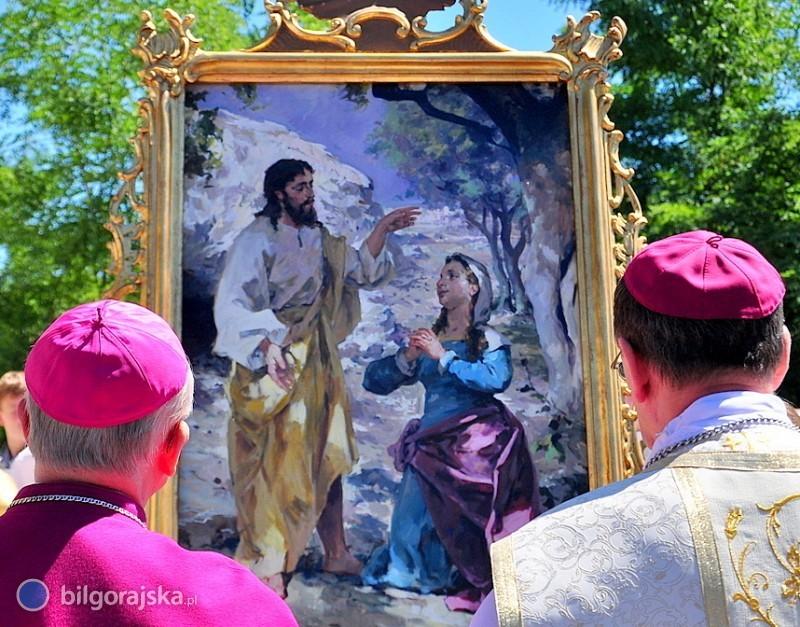 Procedury rozpoczęte. Św. Maria Magdalena zostanie patronką miasta