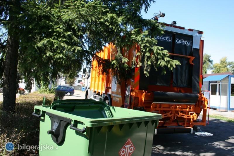 Gmina Biłgoraj bez umowy na odbiór śmieci