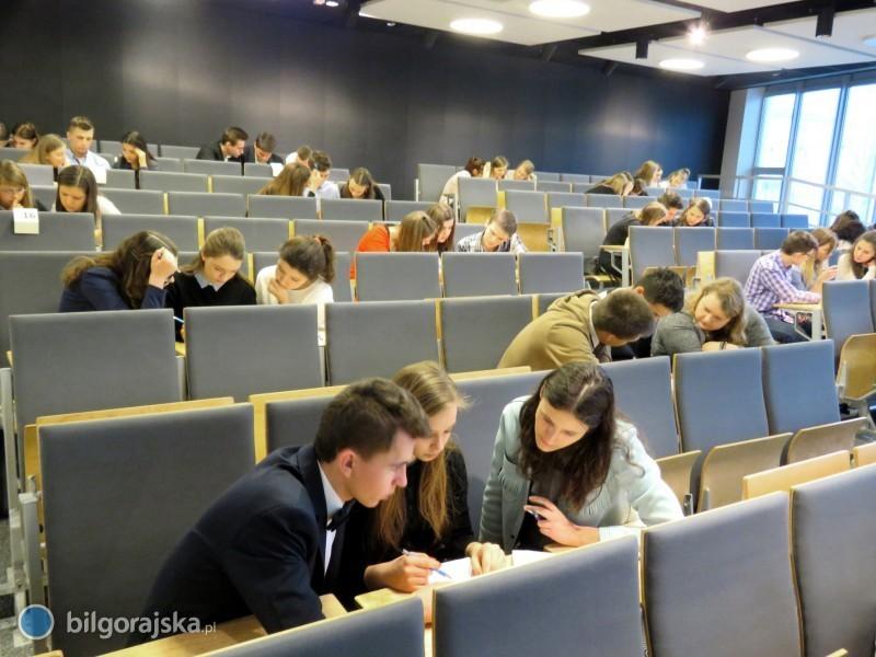 Trzy szkoły zBiłgoraja awansowały wolimpiadzie ZUS