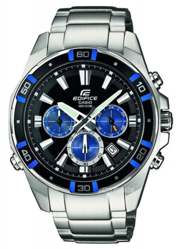 Casio Edifice - czyli zegarki dla fanów piłki nożnej