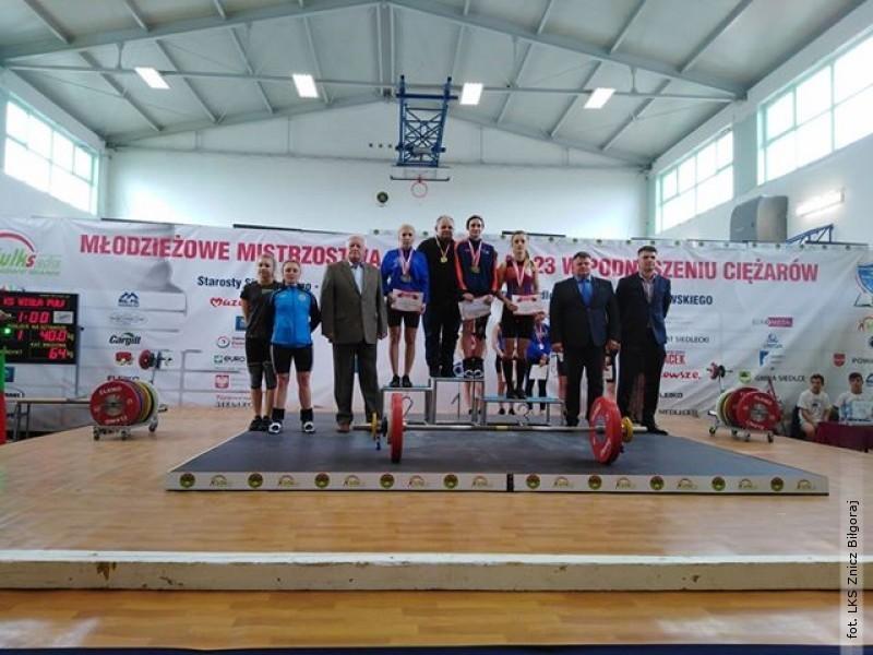 Zwycięstwo wklasyfikacji drużynowej i5 medali dla Znicza