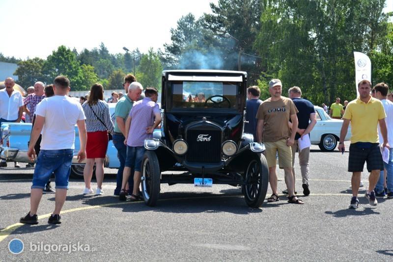 Biłgorajski Zlot Pojazdów Zabytkowych iKolekcjonerskich