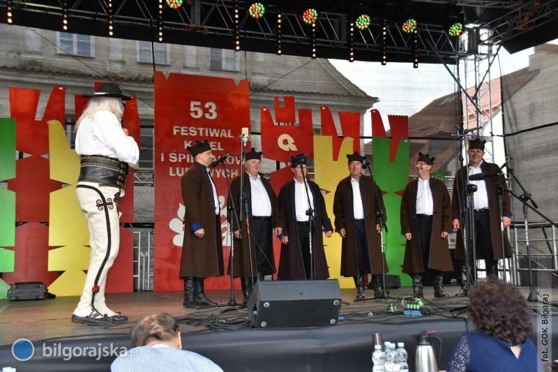 Śpiewacy zgminy Biłgoraj laureatami 53. OFKiŚL wKazimierzu