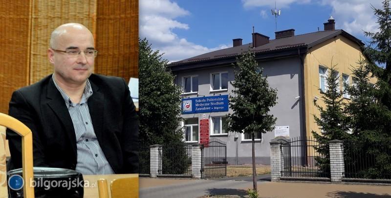 Biłgorajskie Studium Medyczne ma nowego dyrektora