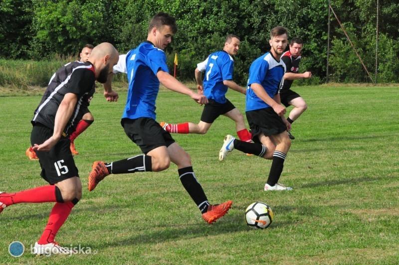 Puchar Wójta należy do reprezentacji Dąbrowicy