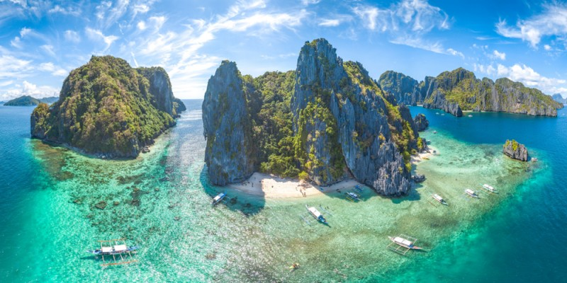Filipiny jako propozycja wycieczki wzimę
