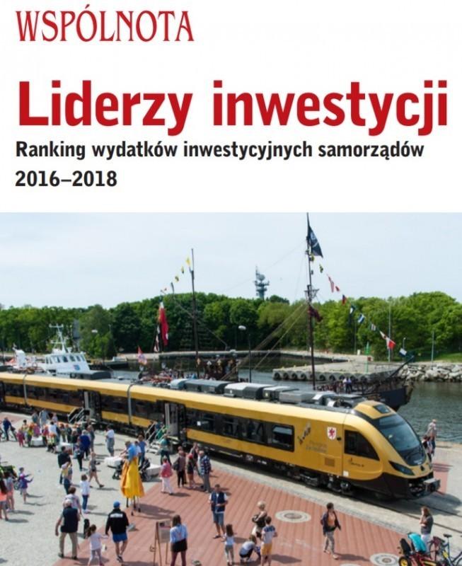 Liderzy samorządowych inwestycji - Biłgoraj spadł oponad 100 miejsc