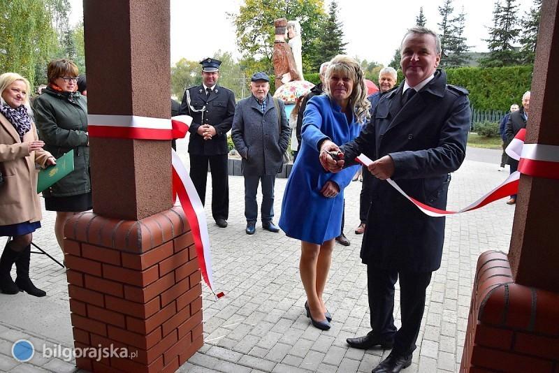 Remizo - świetlica za 1,3 mln zł otwarta