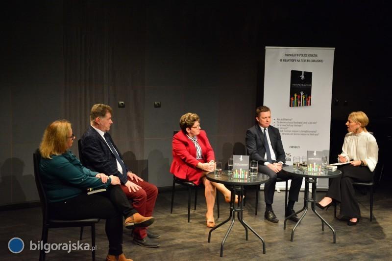 O filantropii na Ziemi Biłgorajskiej