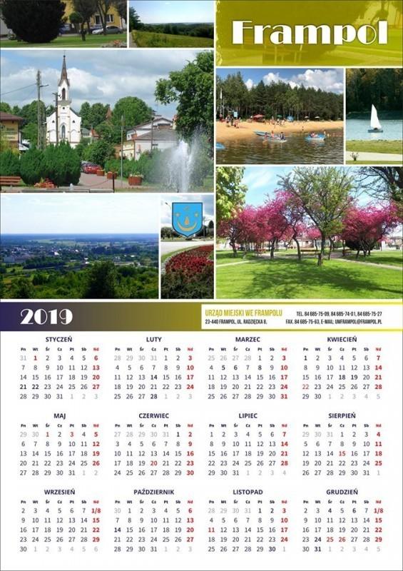 Twoje zdjęcie wkalendarzu