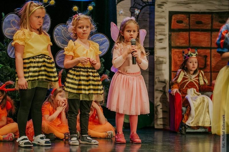 Spotkania teatralne przedszkolaków