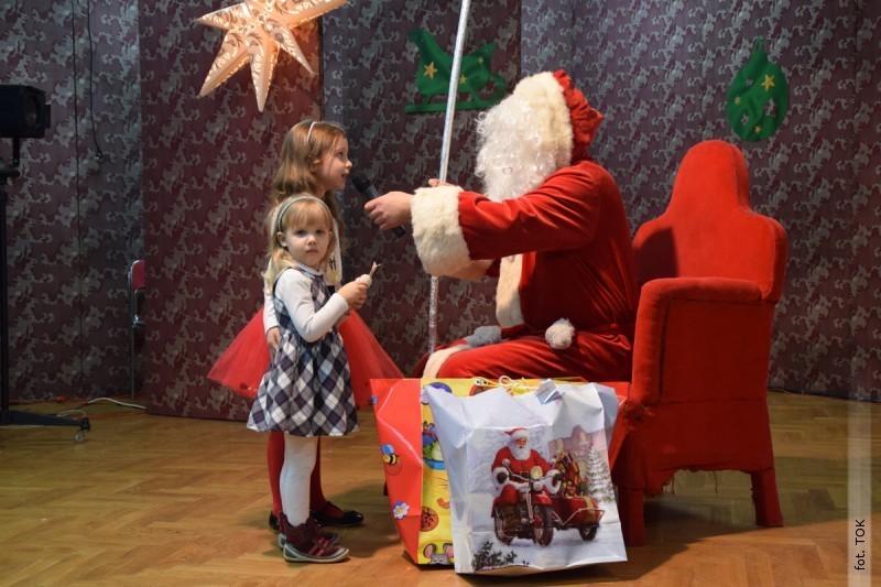 Święty Mikołaj wTOK