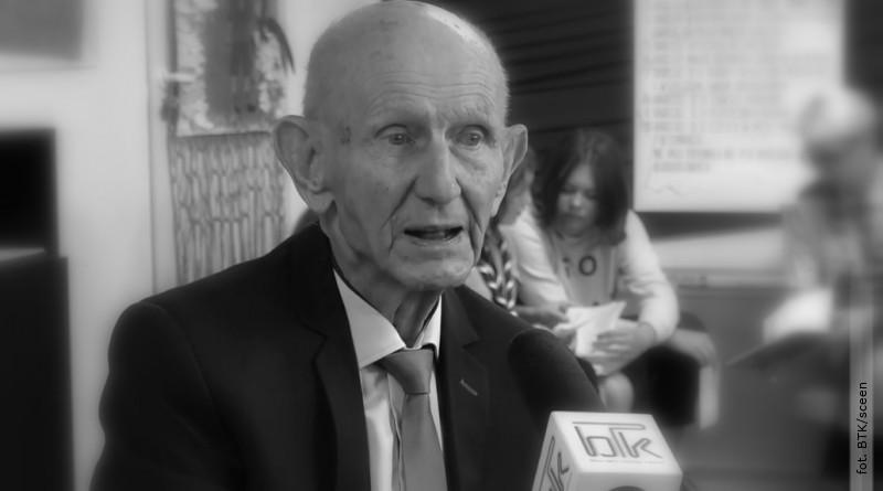 Zmarł Wiesław Krawczykowski