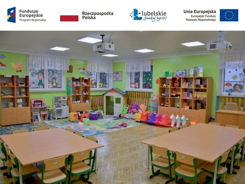 Serdecznie zapraszamy rodziców iopiekunów dzieci 3-letnich do nowo utworzonego Integracyjnego Oddziału Przedszkolnego!