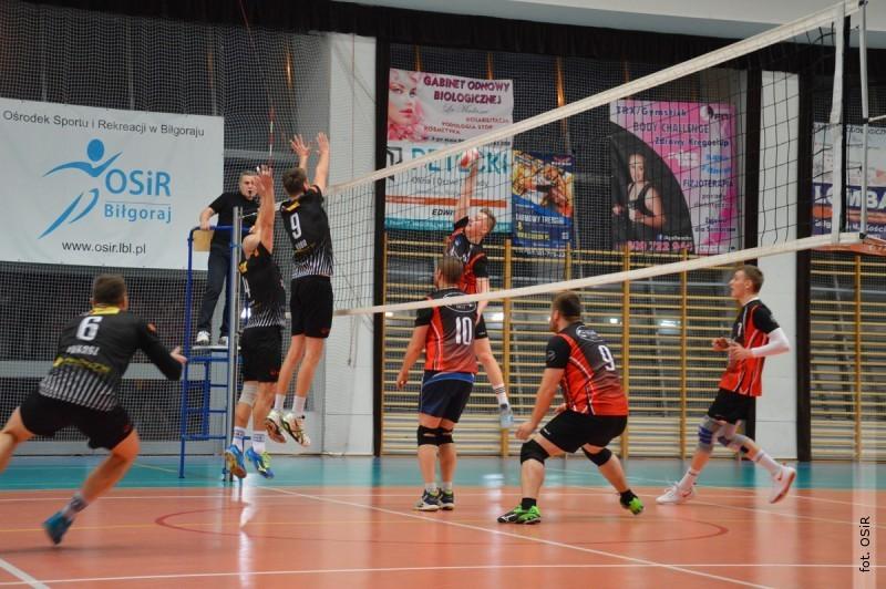 Sezon Biłgorajskiej Ligi Piłki Siatkowej dobiegł końca