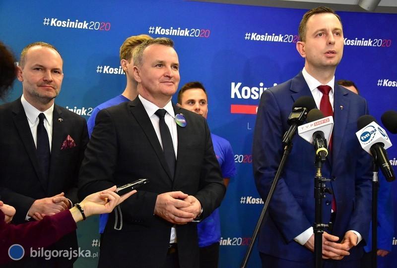 Kandydat PSL na prezydenta odwiedził Biłgoraj