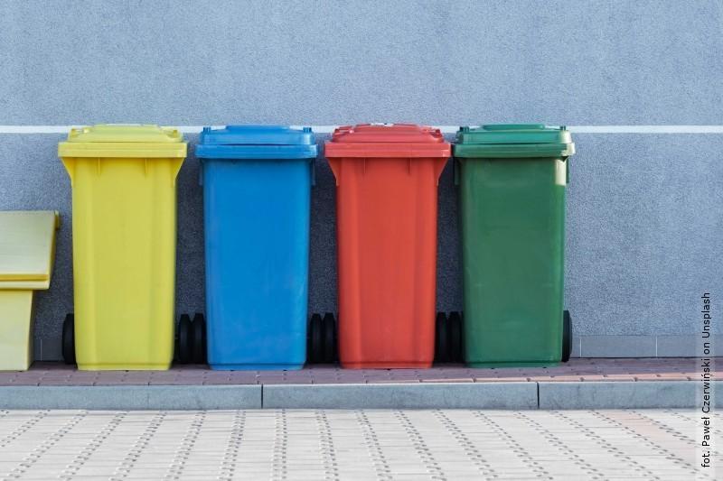 Apel ws. właściwej segregacji śmieci