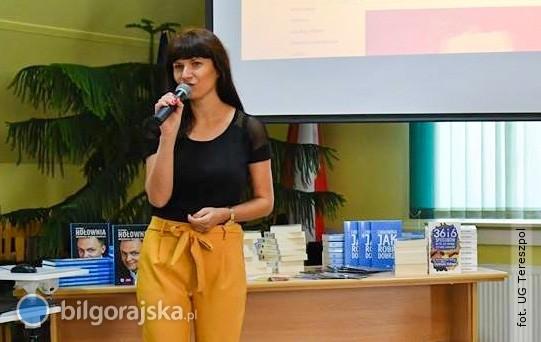 Magdalena Marzec Lubelskim Bibliotekarzem Roku 2019
