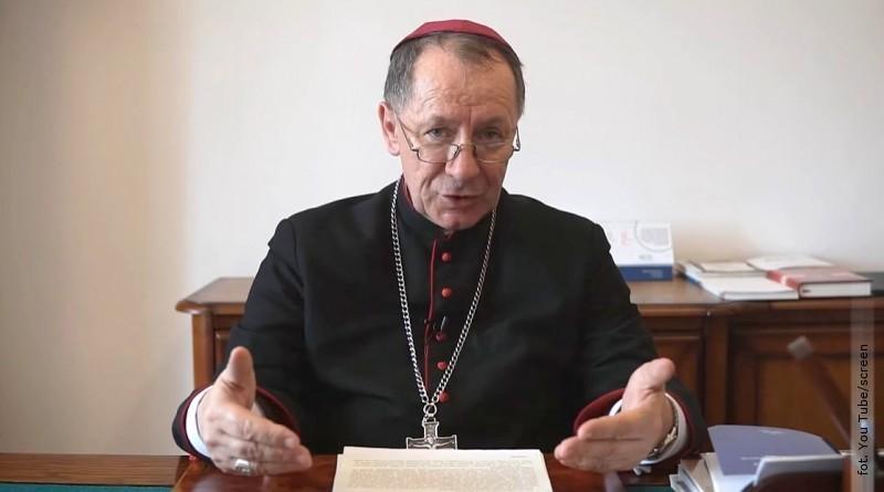 Biskup podpowiada jak przeżyć Wielkanoc pozostając wdomu