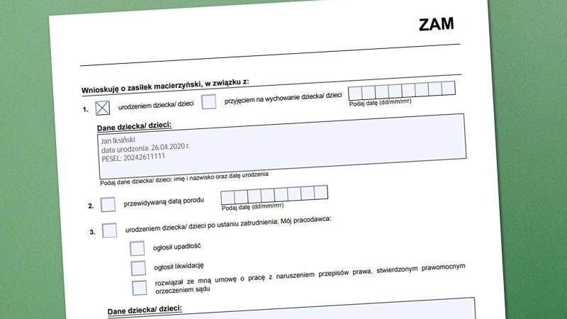 Ułatwienia wzasiłkach - ZUS sam pobierze dokumenty zUSC