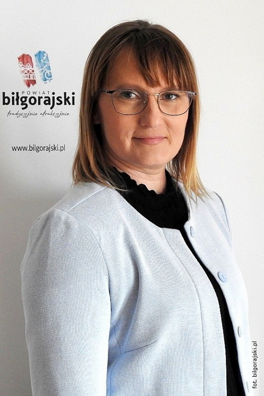 Jest nowa dyrektor DPS dla Kombatantów wBiłgoraju