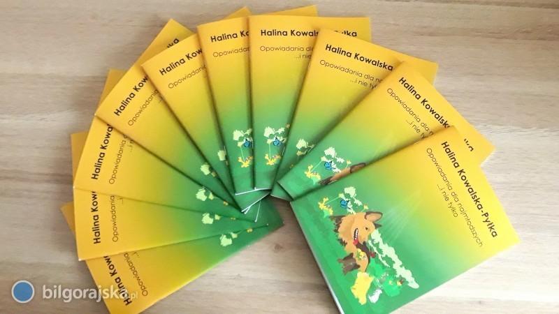 Książka - cegiełka na pomoc zwierzętom