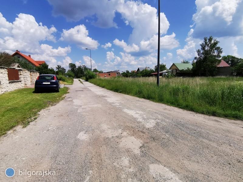 Przebudowa trzech ulic wBiłgoraju pochłonie 1,8 mln zł