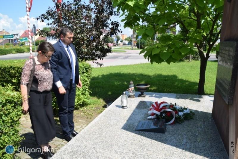 77. rocznica akcji wysiedleńczo - pacyfikacyjnej wgminie Tarnogród