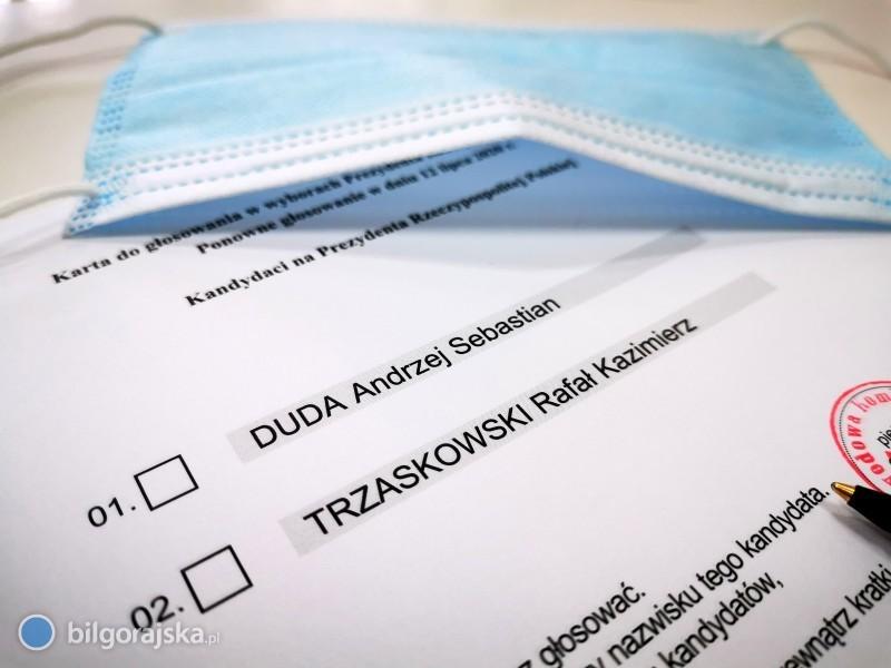 Ilu mieszkańców Biłgoraja ipowiatu biłgorajskiego zagłosowało wwyborach?