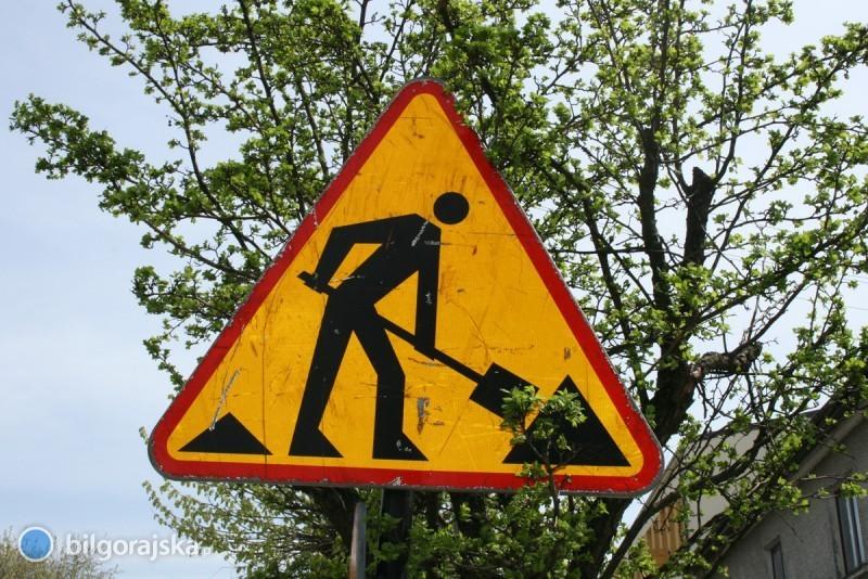 Władze miasta będą starć się omiliony zł na przebudowę dróg