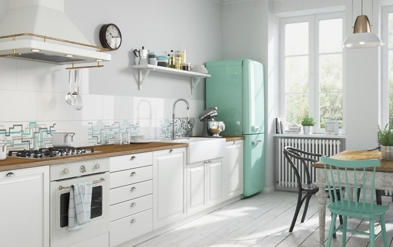 Jakie wybrać płytki do kuchni klasycznej?