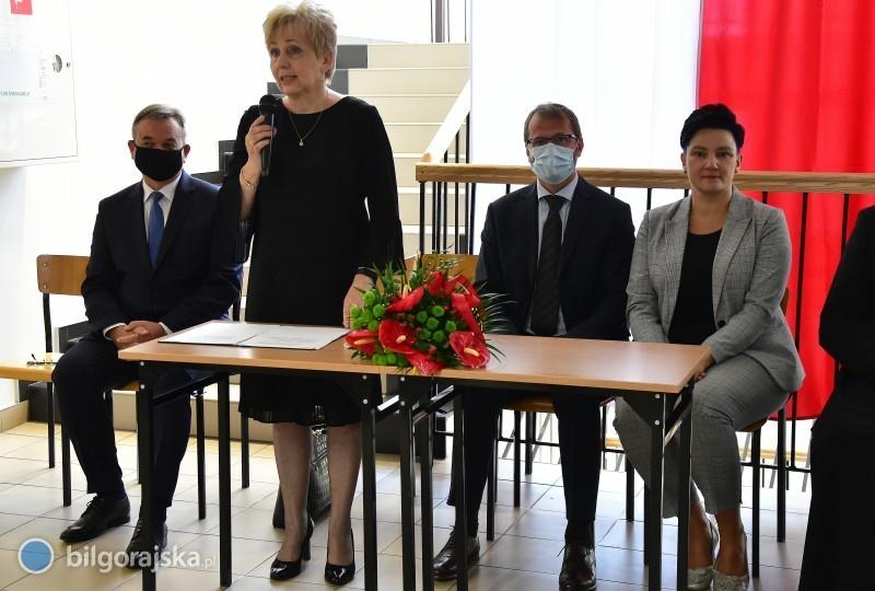 Jolanta Rycyk zostaje na stanowisku, jest nowy zastępca