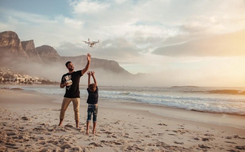 4 rzeczy, które powinieneś wiedzieć przed zakupem drona dziecku