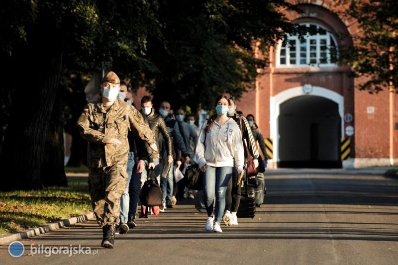 Kolejni ochotnicy wszeregach Lubelskiej Brygady OT