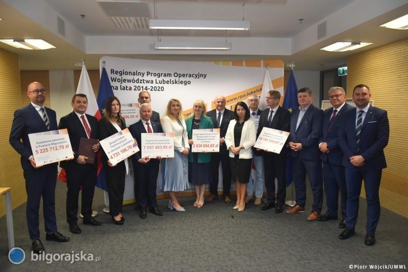 Ponad 5 mln zł dla biłgorajskich szkół