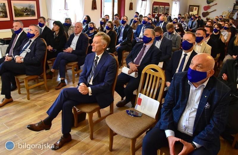 Europejska Akademia Młodych Liderów Wsi - gala podsumowująca