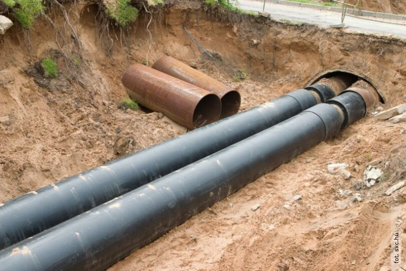 Kanalizacja wcałej gminie