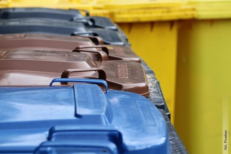 Ceny za wywóz śmieci wdół