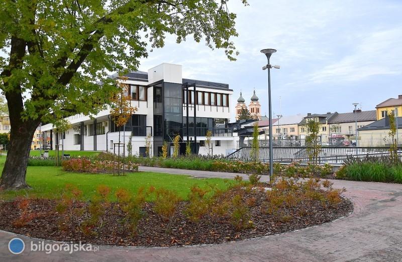 Rewitalizacja centrum Biłgoraja - prace zakończone
