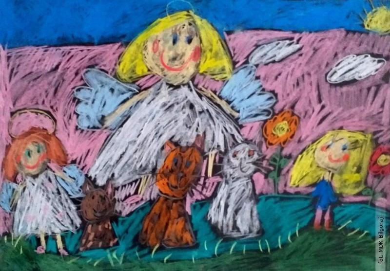 Anioły dzieci zMDK