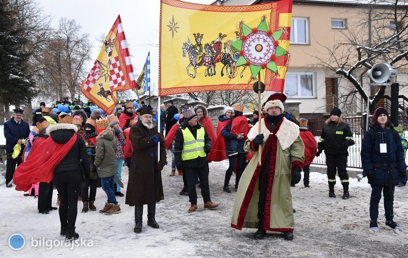 Orszaku nie będzie, ale korony będą czekać na mieszkańców Biłgoraja