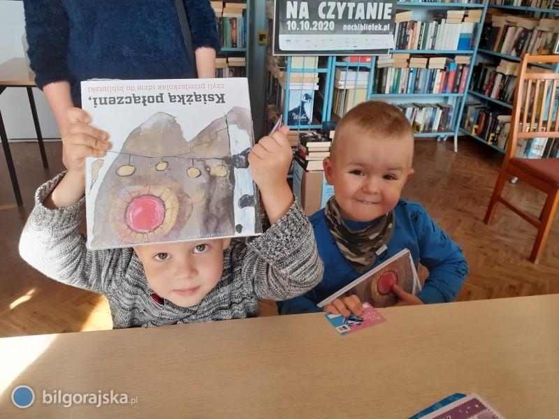 """Projekt """"Mała książka - wielki człowiek"""" wAleksandrowie"""