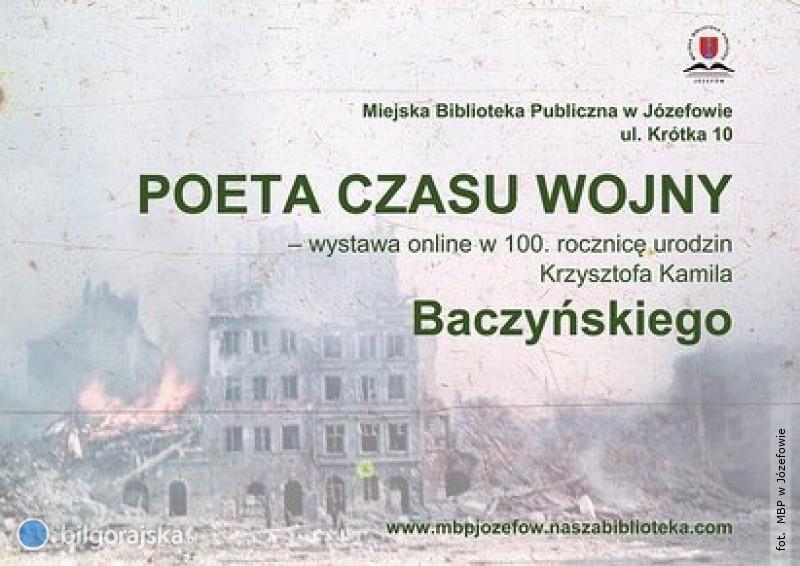 Rok wybitnych poetów rozpoczęty