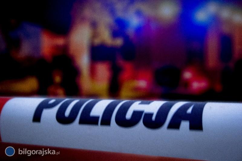 Policja prowadzi dochodzenie wsprawie pobicia iuszkodzenia mienia