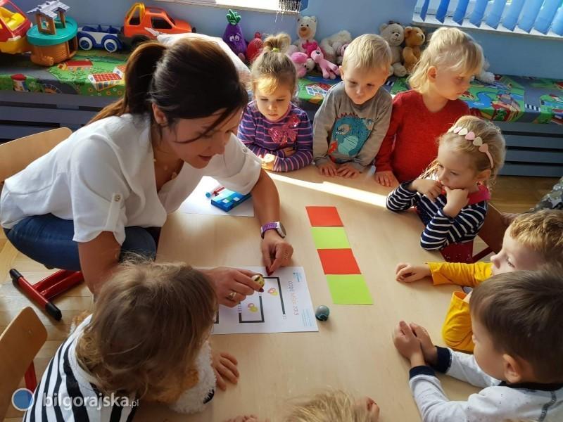 Samorządowe Przedszkola wBiłgoraju zapraszają