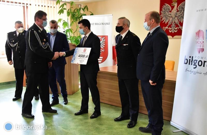 130 tys. zł dla OSP wramach pilotażowego programu