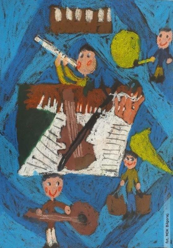 Malowane muzyką
