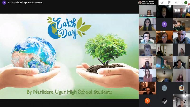 Dzień Ziemi wZSBiO
