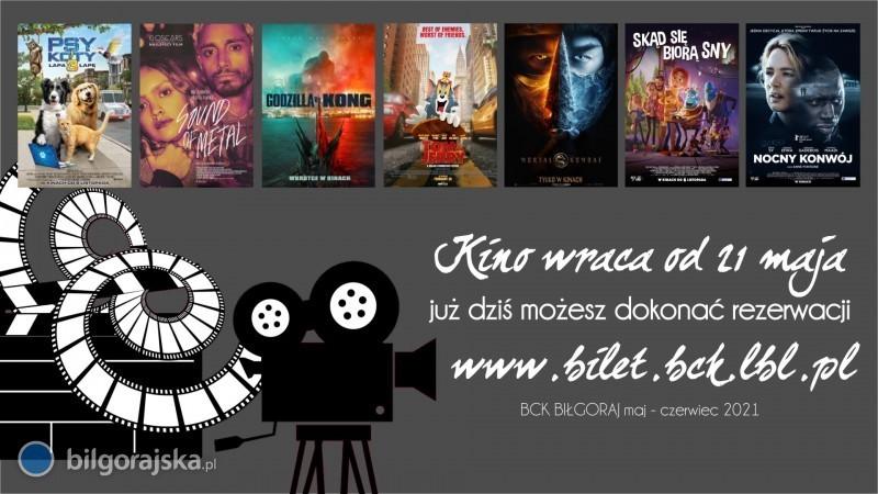 Biłgorajskie kino wraca do gry
